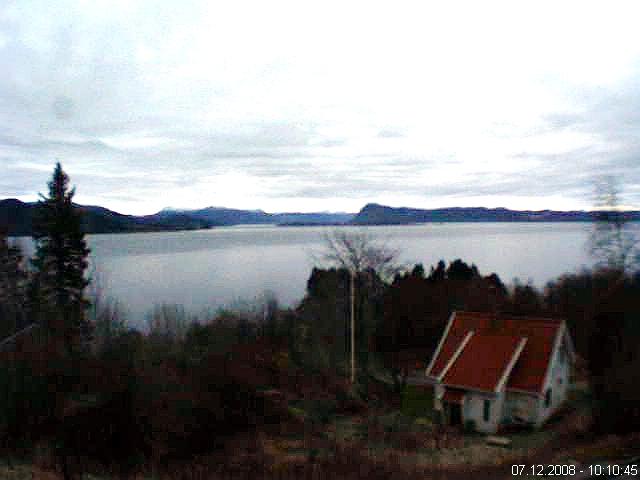Vindafjord webcam - Vindafjord webcam, Haugaland, Rogaland